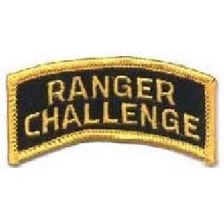 Ranger Challenge - Arc - Full Color - 2-1/2 X 1-Hero's Pride