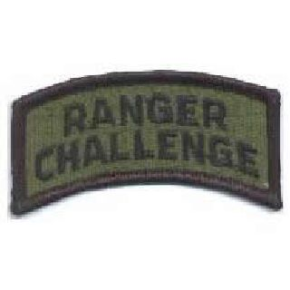 Ranger Challenge - Arc - Subdued - 2-1/2 X 1-