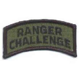 Ranger Challenge - Arc - Subdued - 2-1/2 X 1-Hero's Pride