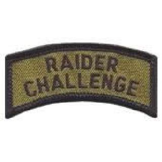 Raider Challenge - Arc - Subdued - 2-1/2 X 1-Hero's Pride