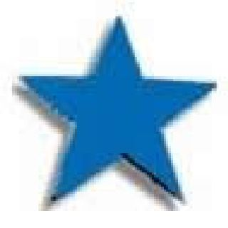 Honor Stars - Blue-