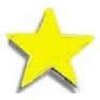 Honor Stars - Gold-