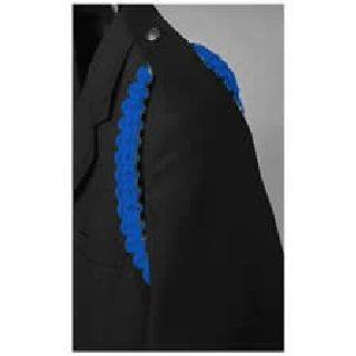 Braided Cords - Royal Blue-