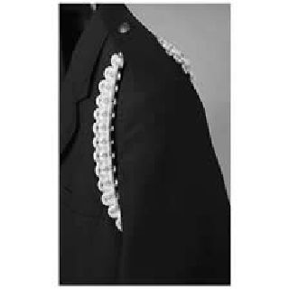 Braided Cords - White-Hero's Pride