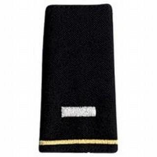 Pairs - Army Shoulder Loops - Men's 1st Lieutenant-Hero's Pride