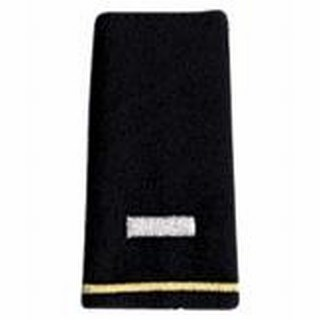 Pairs - Army Shoulder Loops - Womens 1st Lieutenant-Hero's Pride