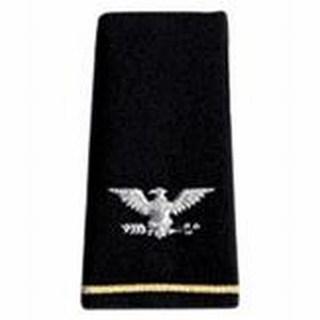 Pairs - Army Shoulder Loops - Women's Colonel-Hero's Pride