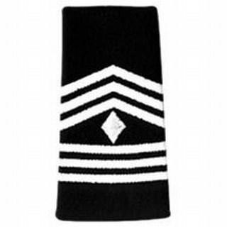 Pairs - Shoulder Loops - Womens First Sgt-Hero's Pride