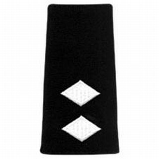 Pairs - Rotc Shoulder Loops - Women's Lt Colonel-