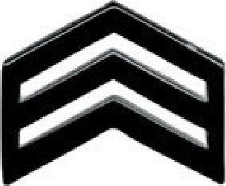 Pairs - Sergeant - Subdued/Black-Hero's Pride