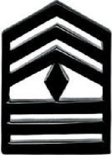 Pairs - First Sgt - Subdued/Black-Hero's Pride