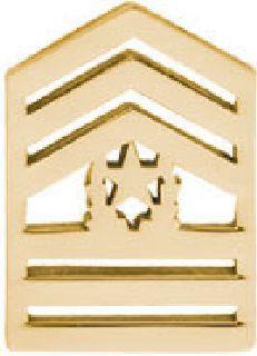 Pairs - Command Sgt Major - Dress/Gold-Hero's Pride