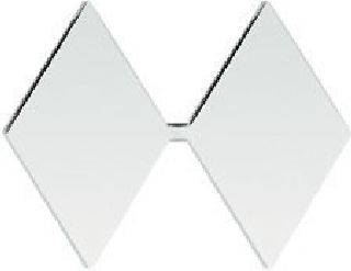 Pairs - Lt Col (Double Diamond) - Dress/Silver-