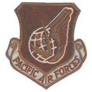 "Pacaf - Desert - No Hook - 3 X 3""-"