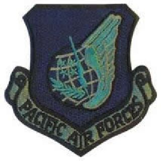 """Pacaf - Subdued - No Hook - 3 X 3""""-"""