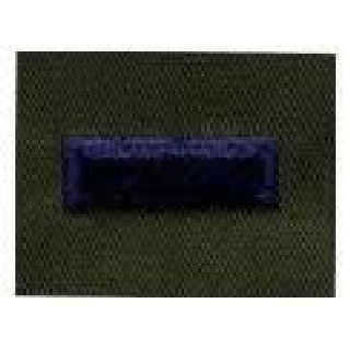 Pairs - Cloth Rank Insignia - Subdued - 1st Lt-