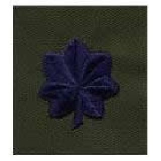 Pairs - Cloth Rank Insignia - Subdued - Lt Col-