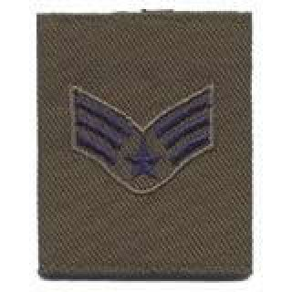 Each - Gortex Rank Insignia - Sr Airman - Subdued-