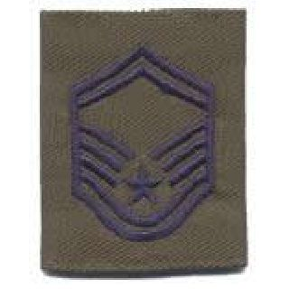 Each - Gortex Rank Insignia - Smsgt - Subdued-