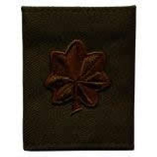 Each - Gortex Rank Insignia - Major - Subdued-