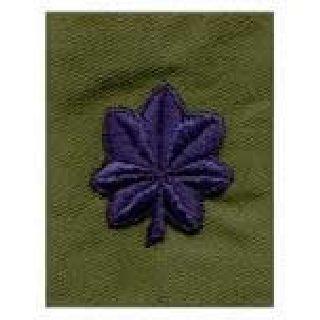 Each - Gortex Rank Insignia - Lt Col - Subdued-