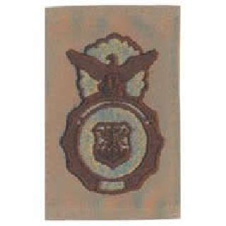 Each - Security Police Pocket Badge - Desert-