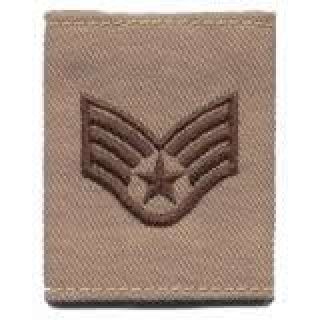 Each - Gortex Rank Insignia - Ssgt - Desert-