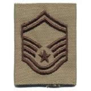 Each - Gortex Rank Insignia - Smsgt - Desert-