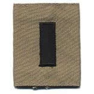 Each - Gortex Rank Insignia - 1lt - Desert-Hero's Pride