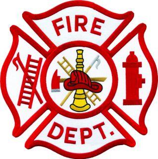 """Fire Dept. - 12 X 12""""-"""