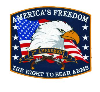 "America's Freedom - 5 X 4-9/16""-"