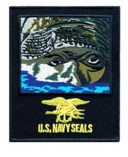 U.S. Navy Seals - 4-1/8 X 5-Hero's Pride