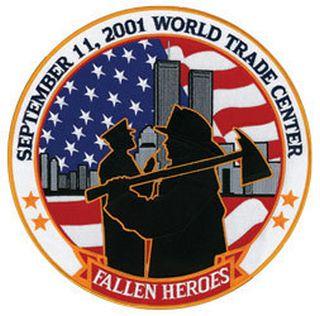 """Fallen Heroes - 12""""Circle-Hero's Pride"""