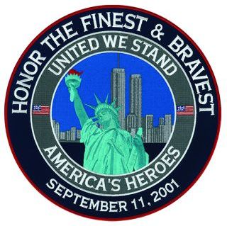 "United We Stand - 5""Circle-"
