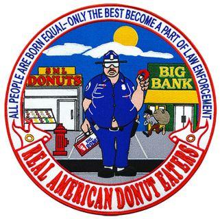 "Donut Eaters - 12""Circle-Hero's Pride"