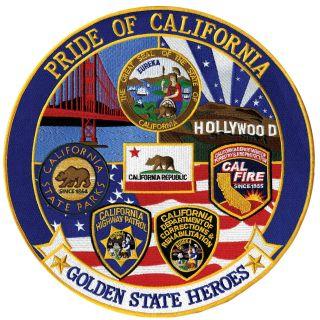 """Pride Of California - 12""""Circle-"""