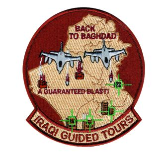 Iraqi Guided Tours - 4-1/8 X 4-3/4-