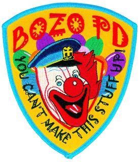Bozo PD - 4-1/8 X 5-