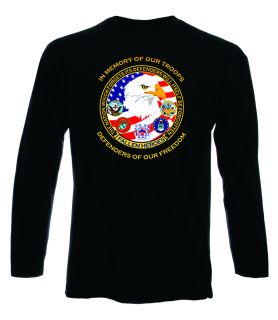 Defenders Of Our Freedom - Long Sleeve T-shirt-