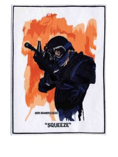 """Squeeze - 9-1/2 X 13""""-"""