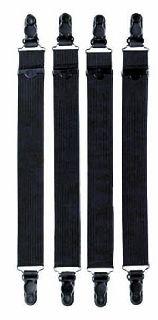 Shirt Holders - Black - 4 Per Box-