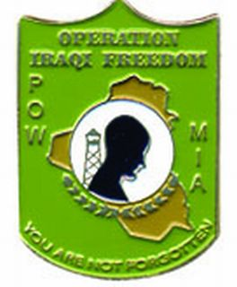 "Operation Iraqi Freedom POw/MIA - 1""High-"