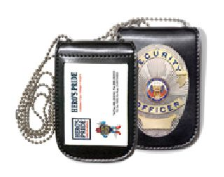 Universal Magnetic Badge & Id Holder-
