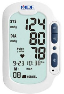 MDF® Lenus™ Digital Blood Pressure Monitor > Arm