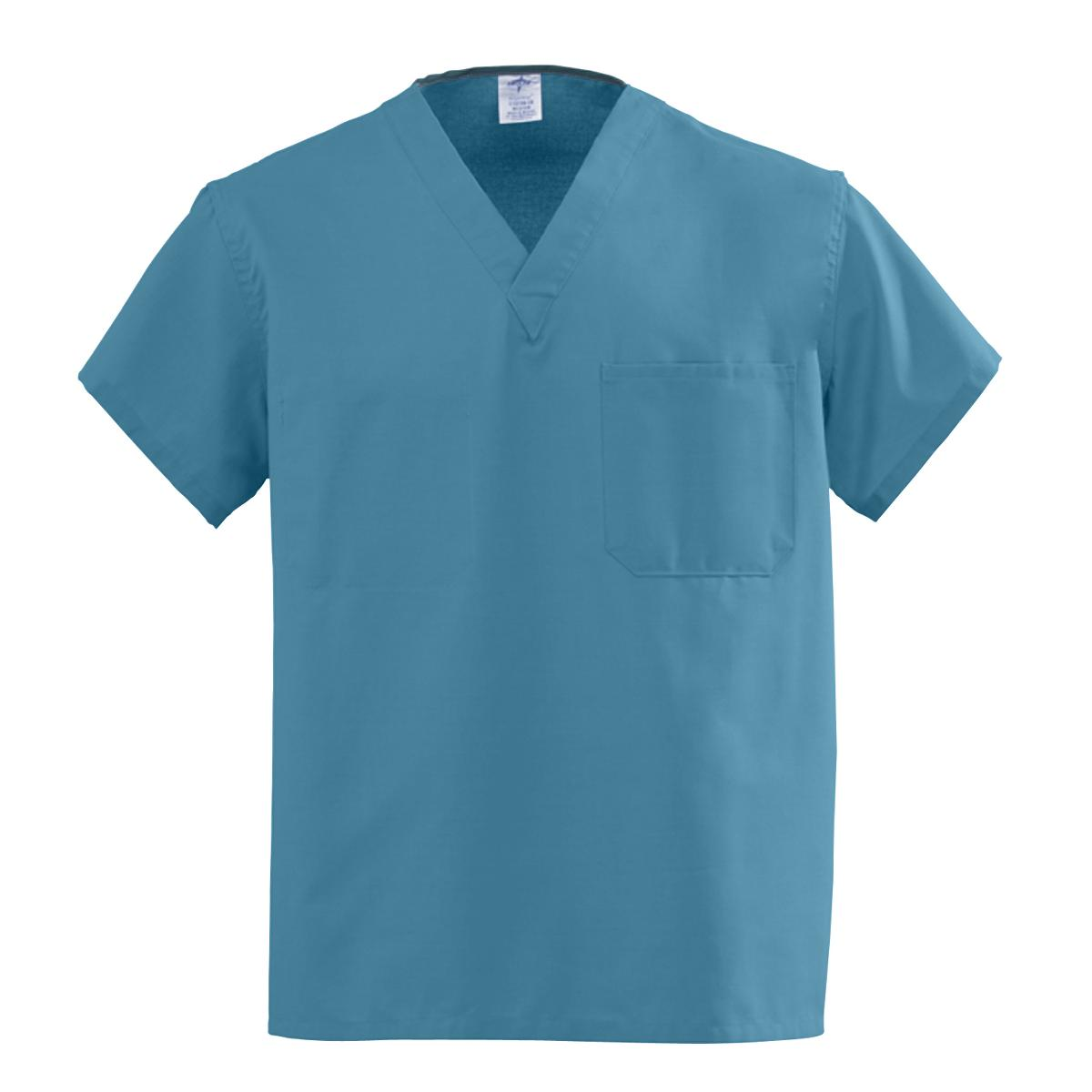 Angelstat Unisex Reversible Scrub Top-Medline