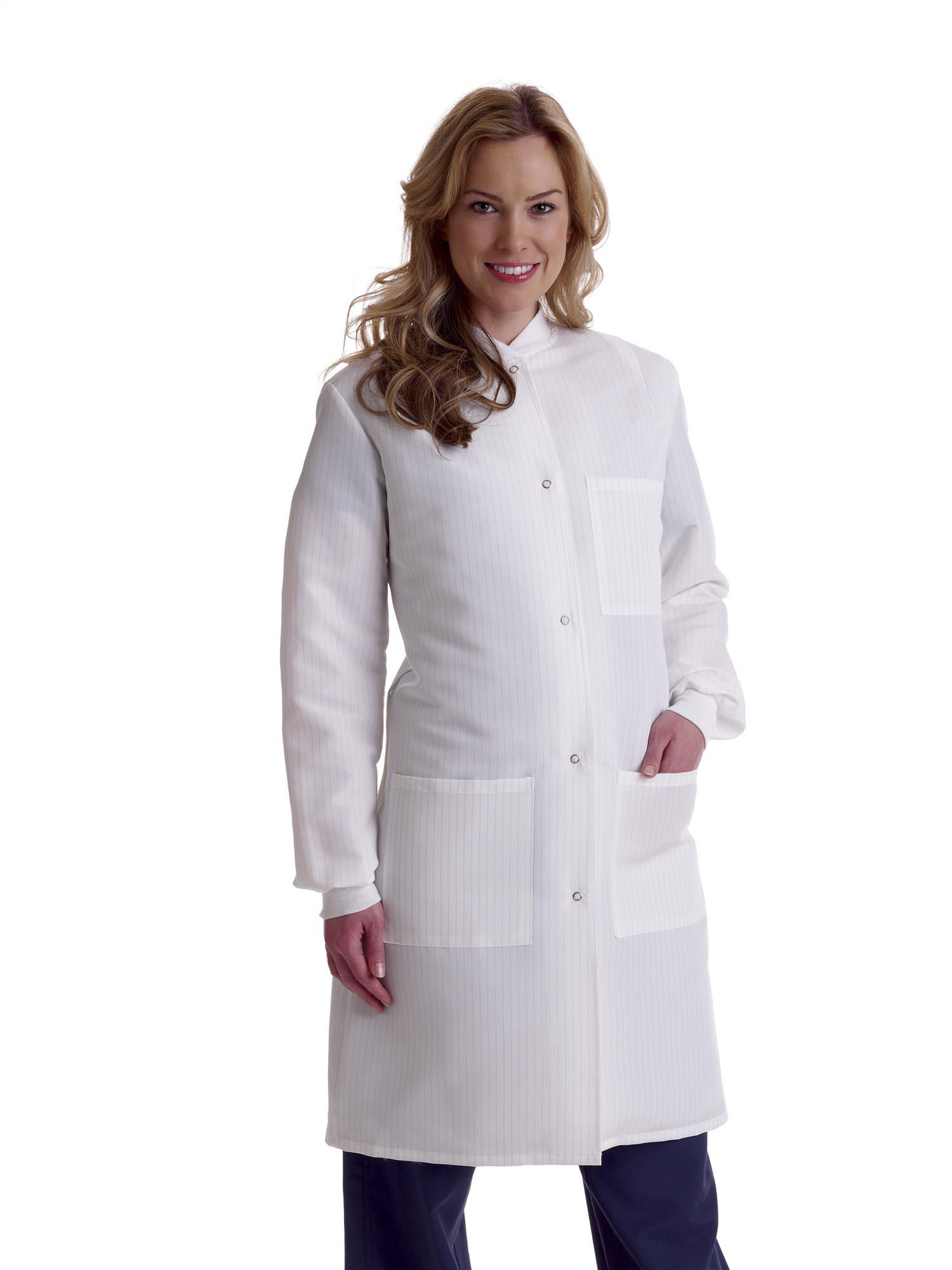 Resistat Lab Coats-Medline