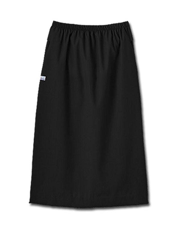 Ladies Elastic Waist Skirt-Medline