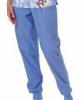 AngelStat Knit Cuff Scrub Pants-Medline