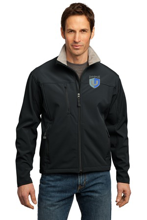 Drone U Embroidered Port Authority® Glacier® Soft Shell Jacket.-Port Authority