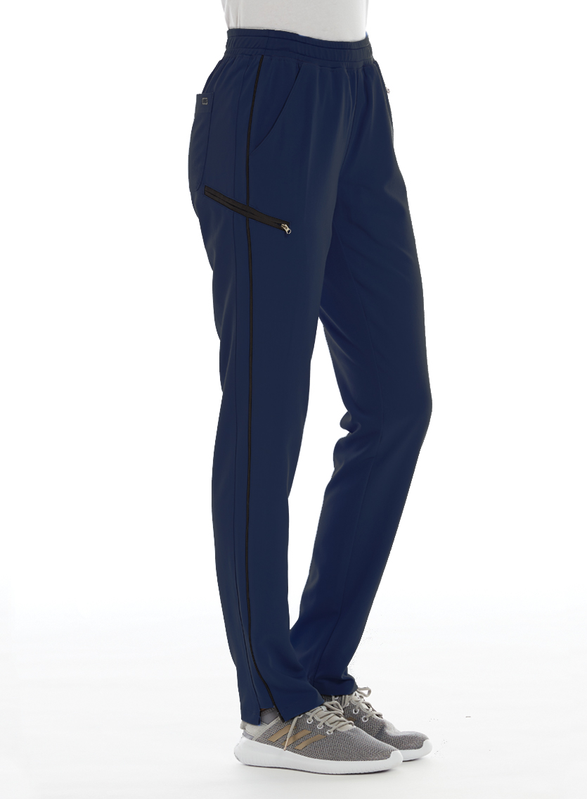 IRG Elite Sporty Yoga Waistband Pant-Raley Scrubs